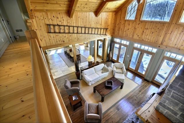 Great Room Loft View