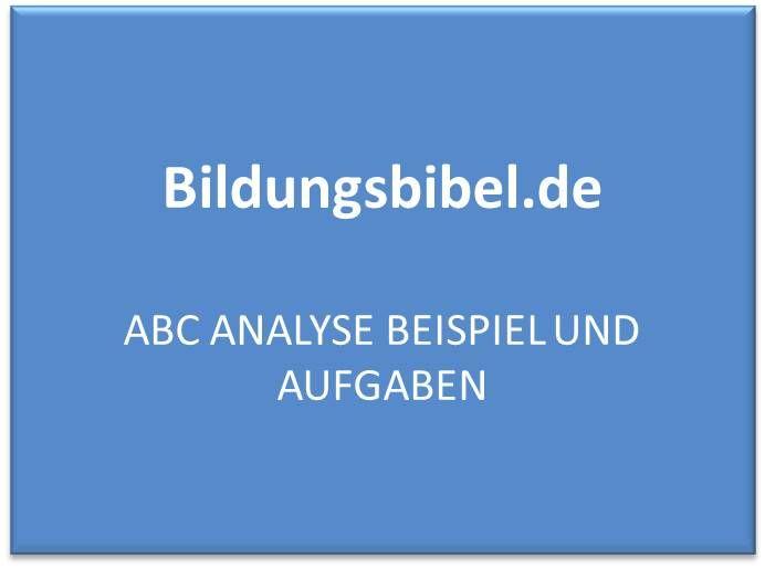 Abc Analyse Beispiel Abc Methode Anleitung Ubungen Ausbildung Erzieherin Ausbildung Erzieherin