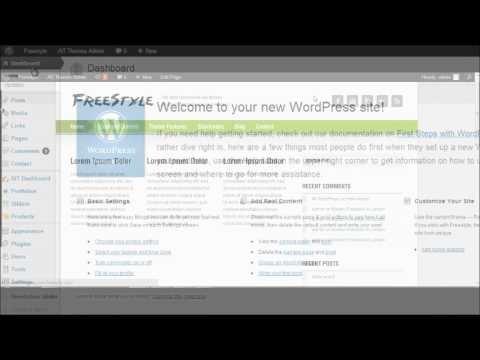 Simple Tutorial How You Can Create Website in Wordpress :)