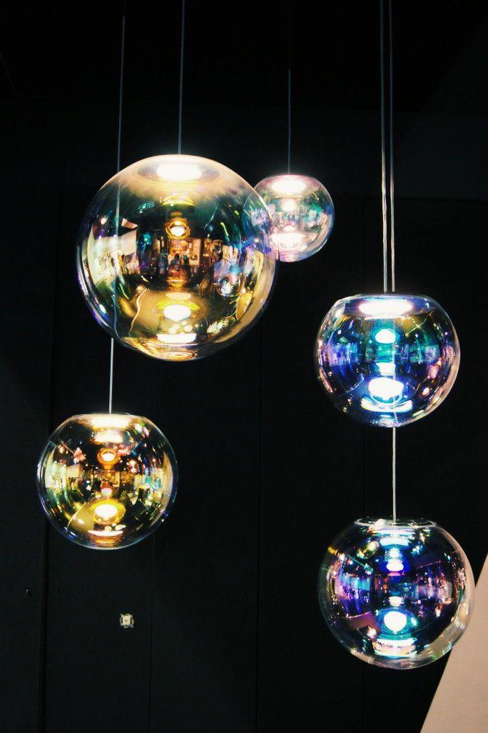 die sch nsten wohntrends 2015 von der imm cologne glaslampe pinterest. Black Bedroom Furniture Sets. Home Design Ideas