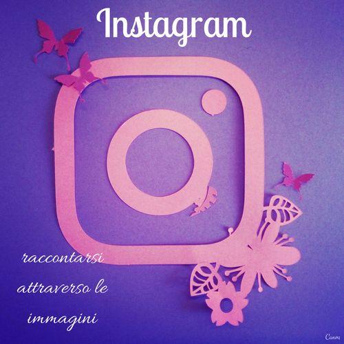 Caggese Art Design Creazioni artistiche: Instagram, raccontarsi attraverso le immagini.
