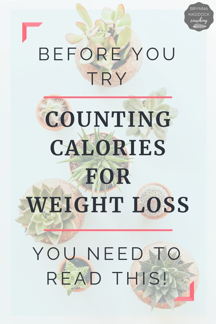 Counting Calories To Lose Weight What You Need To Know Lose