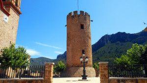 Torre Redonda Argelita