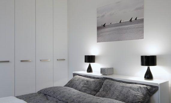 Arredare casa in bianco e nero - I grigi