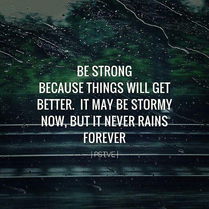 Badai Pasti Berlalu Artinya Bahwa Setiap Masalah Atau Kesulitan