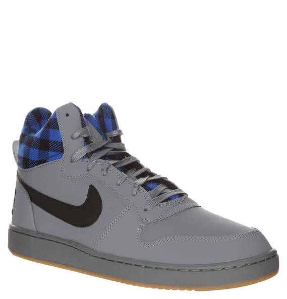 #NIKE #Sneaker, #Court #Borough #Mid #, #Flanell #Applikation Der Herren-Sneaker ´´Court Borough Mid´´ von NIKE präsentiert sich in schlichter Optik mit kontrastierender Flanell-Applikation. Der ´´Court Borough Mid´´ eignet sich nicht nur ideal zum kleinen Match auf dem heimischen Streetball-Platz, mit seiner schlichten Optik und dem optimalen Tragegefühl lässt er sich auch prima zur Lieblingsjeans kombinieren. Der halbhohe Herrenschuh präsentiert sich mit einem unaufdränglichen Design…