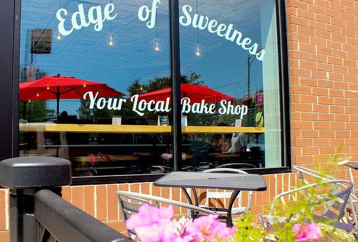 Feel the neighborly love at Edge of Sweetness bakery
