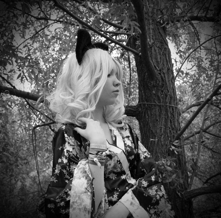 My Yui Komori cosplay #finnishcosplayer #yuikomori #diaboliklovers #tracon2016