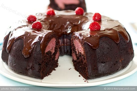 ... Raspberries on Pinterest | Chocolate cakes, Chocolate bundt cake and