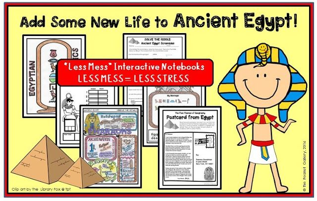 Making Science Exciting For Middle >> 51 best The Peanut Gallery Blog images on Pinterest | Classroom ideas, Ancient egypt and ...