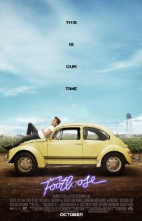 Footloose...hope the remake is as good as the original. in theaters 10/14/11