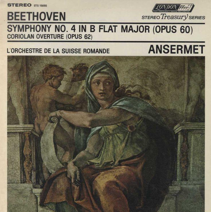 Ludwig van Beethoven - Symphony No. 4 In B Flat Major / Coriolan Overture
