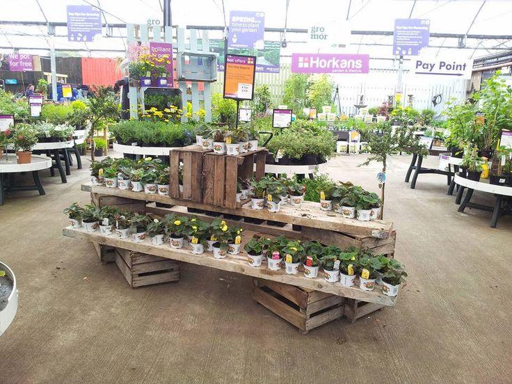 Best 25 garden center displays ideas on pinterest for Garden display ideas