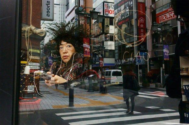 """Sokak fotoğrafçılığı kategorisinde finale kalan fotoğrafın adı """"Metropolis"""".  Fotoğraf: Tavepong Pratoomwong"""