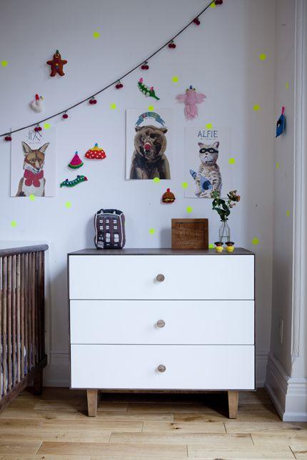 Good Miluccia chambres d uenfants du catalogue de la marque New yorkaise pour enfants OEUF
