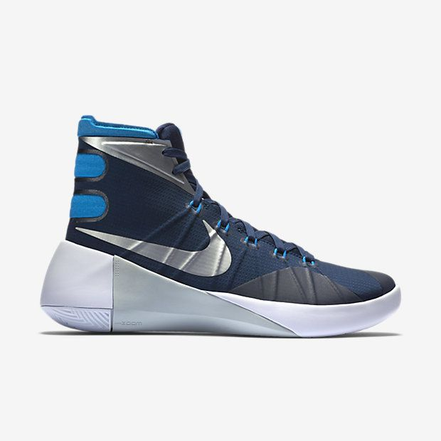 Cheap 2015 Nike Hyperdunk 2011 LowWhite Royal Blue