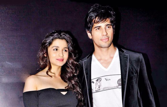 Here's Why #SidharthMalhotra Said He Should Not Go Out With Alia!
