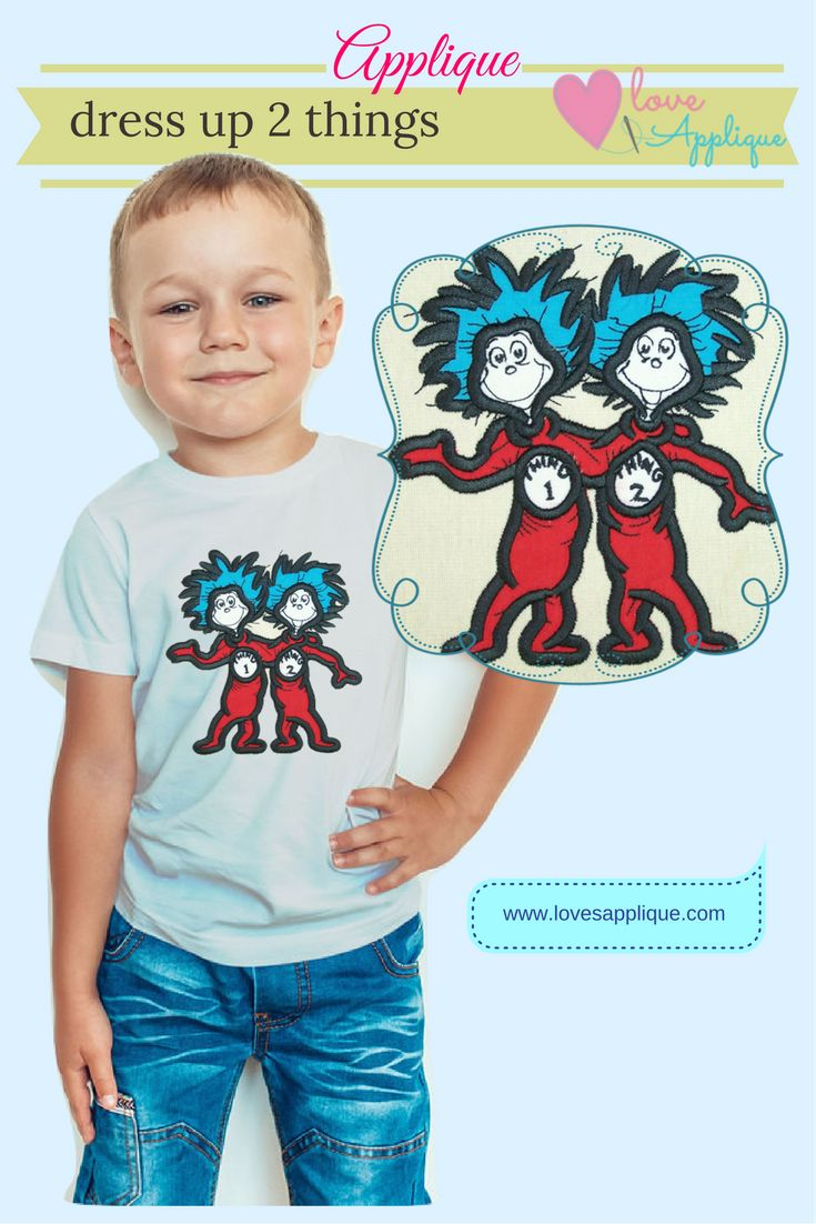 Dr Seuss Applique designs. Dr Seuss Embroidery Designs. Cat in the Hat. Cat in the Hat Party Ideas. Cat in the Hat embroidery Designs. Disney Applique. www.lovesapplique.com