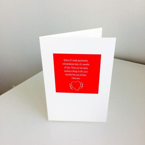 Love Cards - Extraordinary Love
