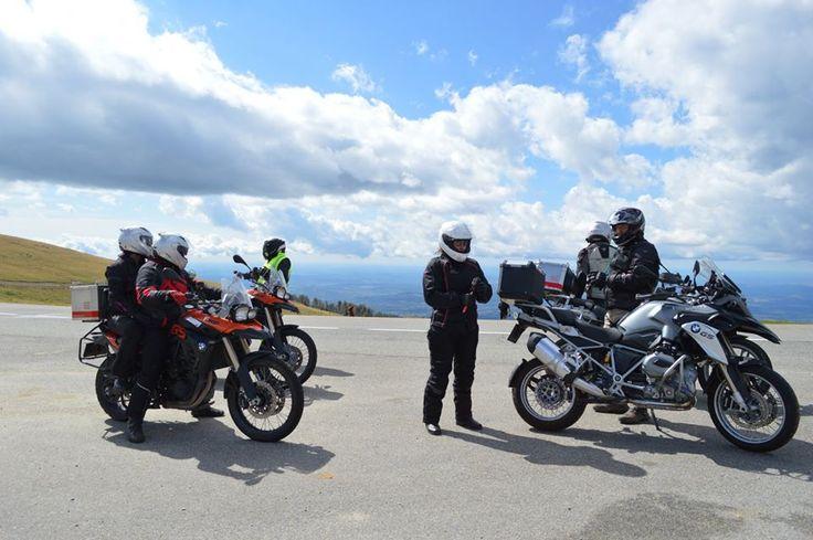 On Top of Transalpina Road - amazing