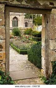 Image result for garden with church view uk