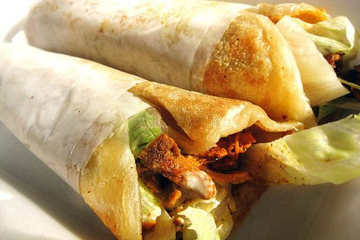 Kati Roll, India | Recipes - Inspiration India | Pinterest