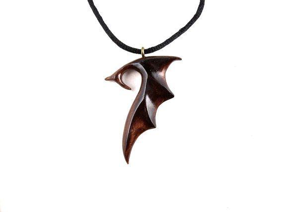 Wing Necklace Dragon Wing Necklace Dragon Wing by GatewayAlpha