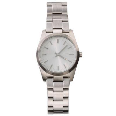ステンレス腕時計 レギュラー・シルバー | 無印良品ネットストア
