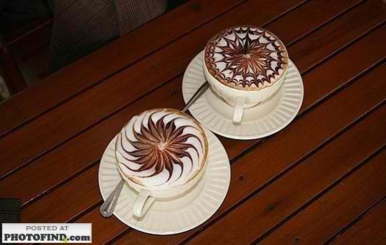 Designer Hot Chocolate