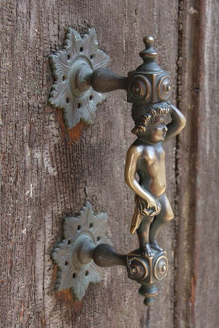 ♅ Detailed Doors to Drool Over ♅ art photographs of door knockers, hardware…