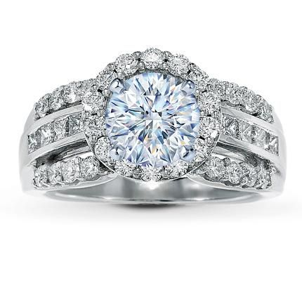 52 Best 25th Anniversary Rings Images On Pinterest