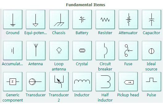 Residential Electrical Schematic Diagrams Basic Electrical Symbols Electrical Engineering Blog