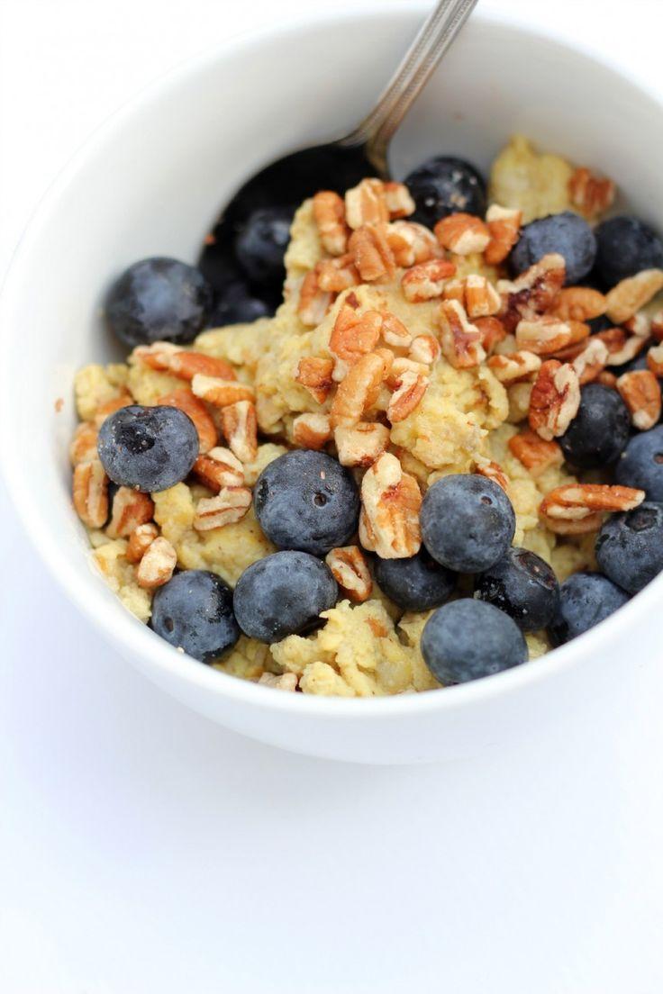 paleo oatmeal: