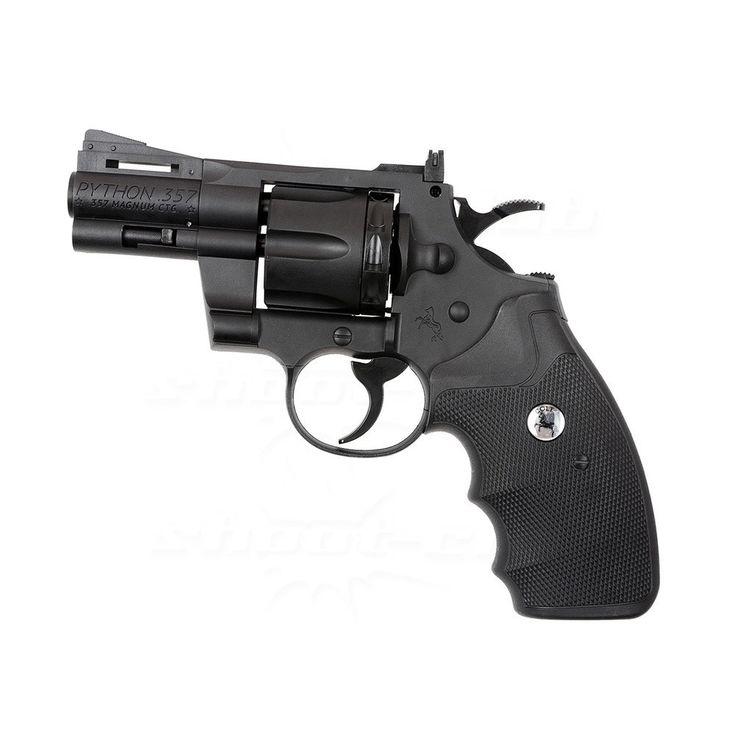 Revolver Colt Python 2,5 , CO2, BB, BBS, metal, original Umarex