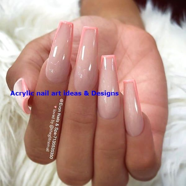20 Great Ideas How To Make Acrylic Nails By Yourself 1 In 2020 Diy Acrylic Nails Acrylic Nail Art Nails