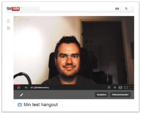 Hvordan sette opp en livestream på Youtube uten Partnerkonto http://problogger.no/2013/08/01/hvordan-sette-opp-en-livestream-pa-youtube-uten-partnerkonto/ #youtube #google #video #livestream #direktesending #hangout #guide #blogg