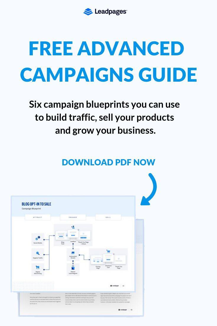 The Best Conversion Tactics Marketing Campaign Blueprints Free Sales Funnels Schemes Free Lead Generation Online Entrepreneur Marketing Campaigns Campaign