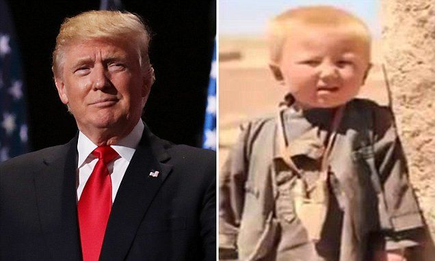 Bizarre birther theory suggests Donald Trump was born in PAKISTAN -     A bizarre claim that Donald Trump was born in Pakistan before being adopted and taken to America has emerged online.     Pakistani news channel Ne...