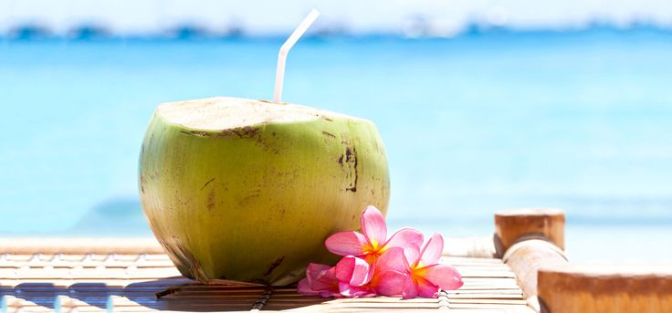 Coconut water is one of the best natural drinks abundantly available around us.I'm not kidding.