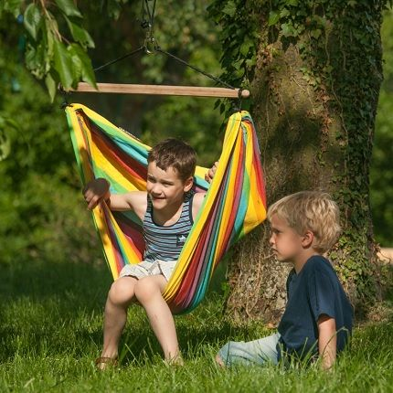 La Siesta Kids Hammock Chair Iri