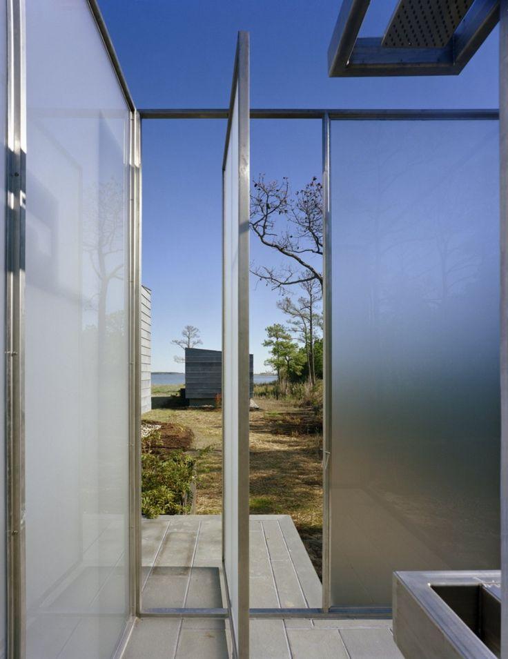 Different Architectural Styles Exterior House Designs: Best 25+ Indoor Outdoor Bathroom Ideas On Pinterest