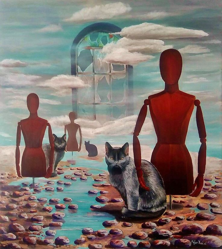 Eş-Ben (Identical-Me) by Nijer Yeniceli #Tuval üzerine #Akrilik / #Acryliconcanvas 90cm x 100cm 3.500₺ / 975$  #gallerymak #sanat #ig_sanat #surreal #sürrealizm #surrealizm #icmimari #mimari #koleksiyoner #dekorasyon #evdekorasyon #turkishart #dekoratif #contemporary #contemporaryart #artlover #artcollector #artbasel #artsy #masterpiece #artgallery #contemporaryartcurator #arte #artlover #artcurator #instaart