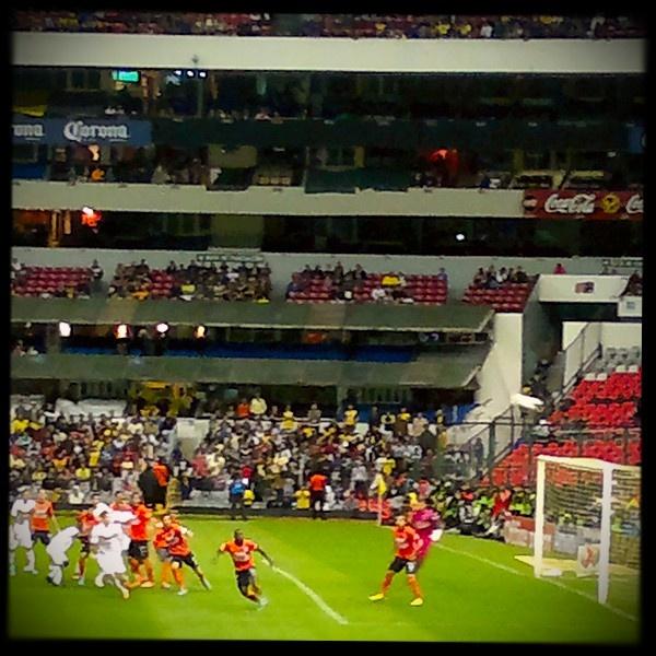 Rayados vs America (@ Estadio Azteca)