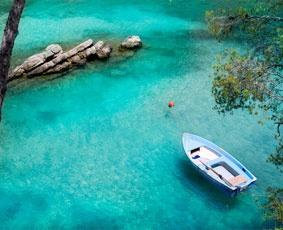 Majorque - La cala Viala
