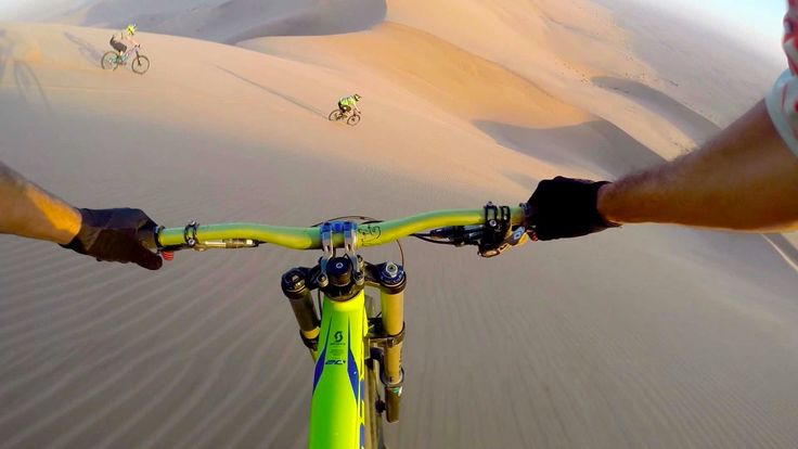 http://heysport.biz/ Downhill Mountain Biking in the Wilds of Africa