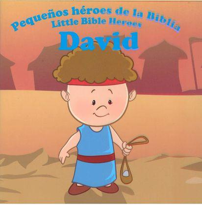 pequeos hroes de la biblia david descubre las verdaderas y asombrosas historias de nios pequeos