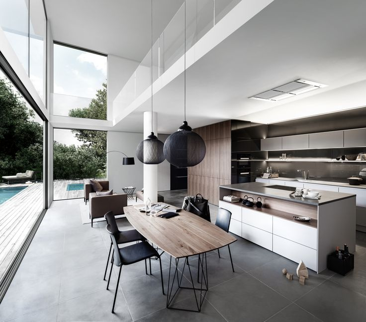 13 Best Siematic Pure Collection Images On Pinterest  German Cool Kitchen Design Sheffield Review