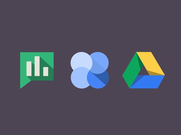 Google Shapes by Rovane Durso (Los Angeles)