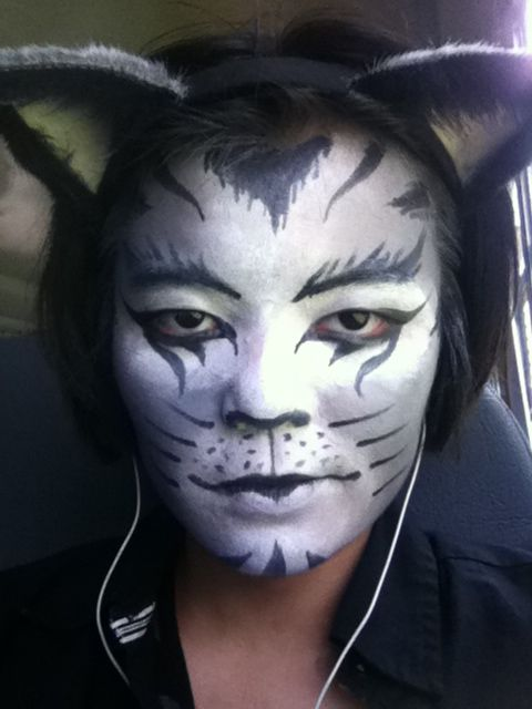 Cats The Musical Makeup Designs