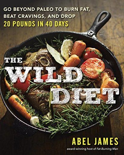 Can you really lose fat while enjoying sirloin steak, chicken Parmesan, and real butter? I'd like to think so. That's why I created The Wild Diet, which features foodie-friendly, indulgent meals that